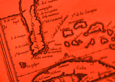 Old Tampa Bay Map